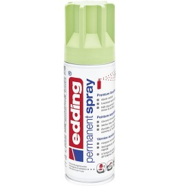Acryllack Spray pastell grün seidenmatt