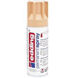 Acryllack Spray puder pfirsich seidenmatt