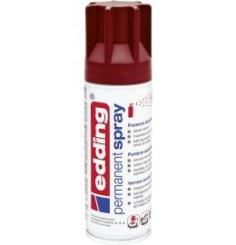 Acryllack Spray purpurrot seidenmatt