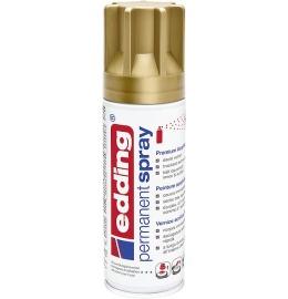 Acryllack Spray reichgold seidenmatt