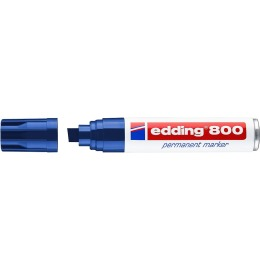 Permanent Marker 800 4-12mm blau
