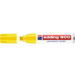 Permanent Marker 800 4-12mm gelb