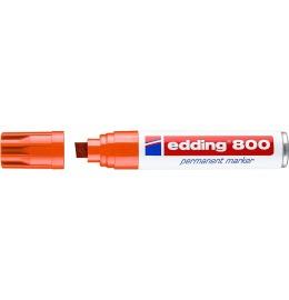 Permanent Marker 800 4-12mm orange