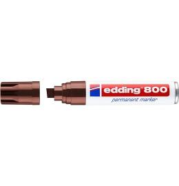 Permanent Marker 800 4-12mm braun