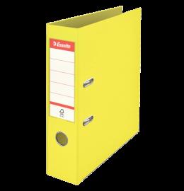 Ordner Colour'Ice, A4 7,2cm gelb