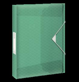 Ablagebox Colour'Ice A4 40mm grün