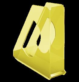 Stehsammler Colour'Ice A4 gelb