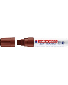 Kreidemarker 4090 4-15mm braun