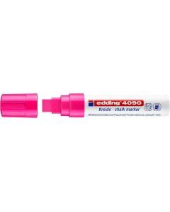 Kreidemarker 4090 4-15mm neonpink