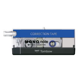 Korrekturroller 2,5mm MONO note 3-farbig