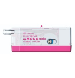 Korrekturroller 2,5mm MONO note pink