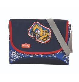 d8a4aafd096e9 Kindergarten-Tasche Baustelle. Scouty Kindergarten-Tasche Baustelle