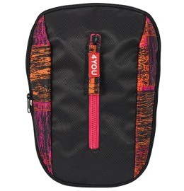 Change Frontflap 14 30x20x2cm pink/orange/black