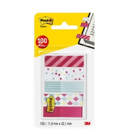 Index Standard 43,2x11,9mm Candy 5x20 Blatt