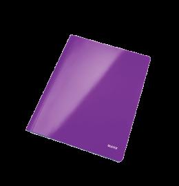 Schnellhefter WOW A4 violett metallic