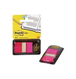 Index Tabs 25,4x43,2mm pink/50 Tabs