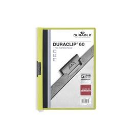 Klemmhefter DURACLIP 60 für 60 Blatt A4 grün