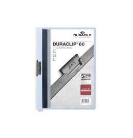 Klemmhefter DURACLIP 60 für 60 Blatt A4 blau