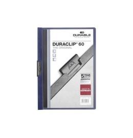 Klemmhefter DURACLIP 60 für 60 Blatt A4 nachtblau