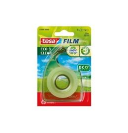 Handabroller EasyCut Blister grün, inkl. 1 Rolle 19mmx33m