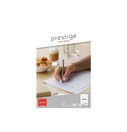 Schreibblock Prestige A4 weiss, liniert, 80g 50 Blatt