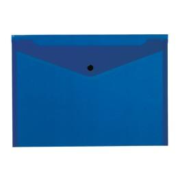 Dokumententasche Easy A4 blau 50 Blatt