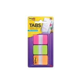 Index Strong 25,4x38mm 3-farbig/3x12 Tabs