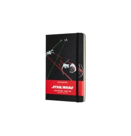 Notizbuch Star Wars L/A5 liniert,Hardcover,Schiffe