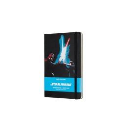 Notizbuch Star Wars L/A5 liniert,Hardcover,Lichtschwert