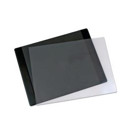 Schreibunterl. Durella DL schwarz 50x65cm