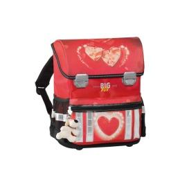 Schulrucksack Hearts 30x38x13cm