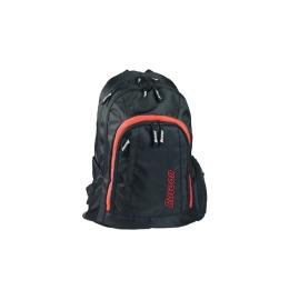 Backpack City Rack 47x33x18cm black/orange